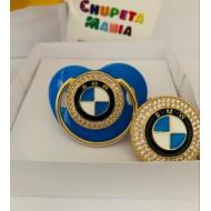 Chupeta BMW Azul c/ Prendedor