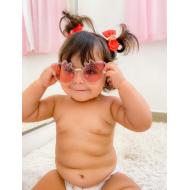 Óculos Peppa Rosa