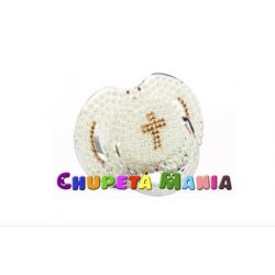 Chupeta Pérolas Cruz Avent