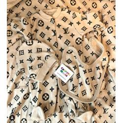 Saída Maternidade Louis Vuitton