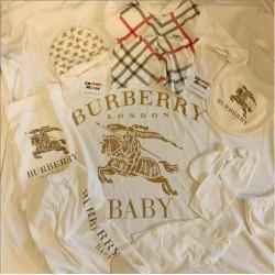 Saída Maternidade Burberry